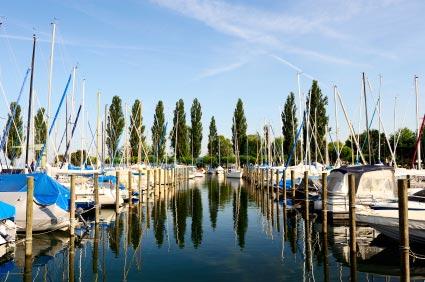 Boote, Uhldingen, Deutschland